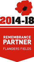 Biking Box is een officiële remembrance partner van Flanders Fields