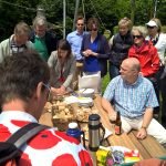 Picknicken in Vlaamse Velden