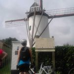 Windmills of the old days