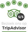 Bikingbox op Tripadvisor heeft 5 op 5 sterren