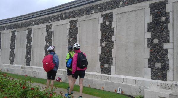 Tyne Cot Memorial Wall