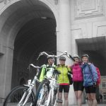 Facing the Menin Gate Memorial
