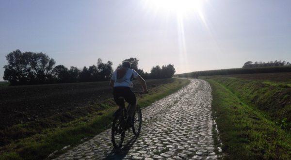Paris-Roubaix Mons-en-Pévèle